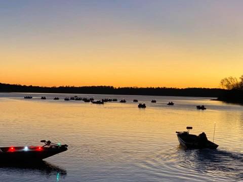 Lake Hawkins